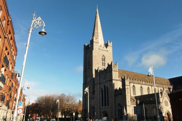 St. Patricks Cathedrale