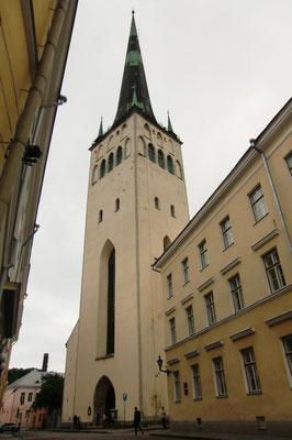 Die St. Olai Kirche
