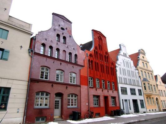 Fassaden - Wismar