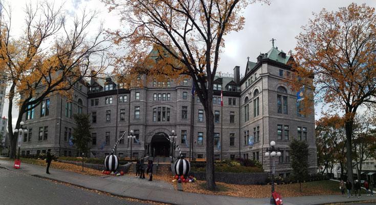 Rathaus von Quebec ©Ben Simonsen