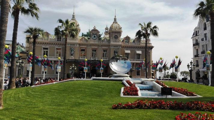 Casino de Monte Carlo © Ben Simonsen