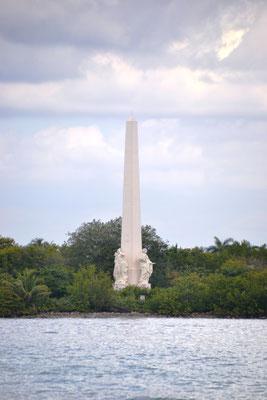 Fragler Memorial Island