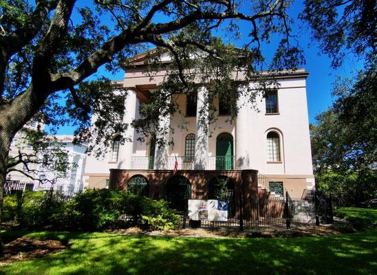South Carolina Historical Society Museum © Ben Simonsen