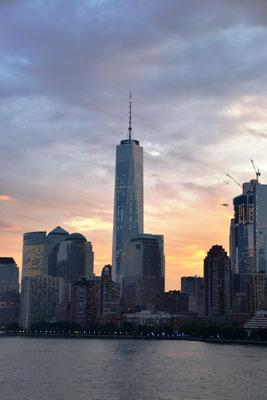 One World Trade Centre, New York City