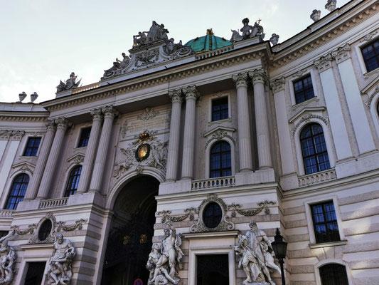 Hofburg © Ben Simonsen