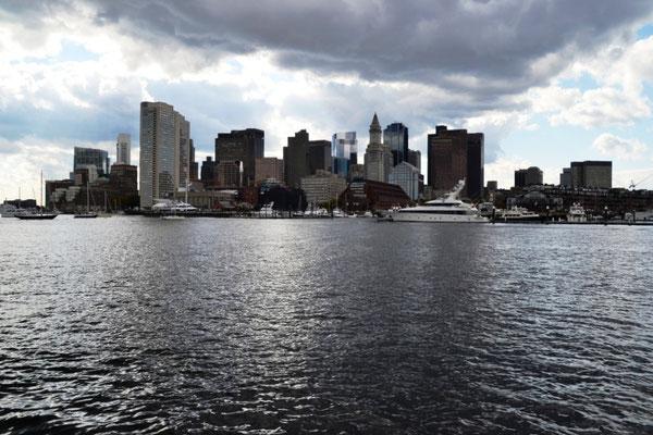 Skyline Boston ©Ben Simonsen