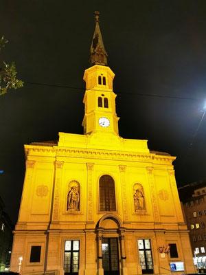 Johann-Nepomuk-Kirche © Ben Simonsen