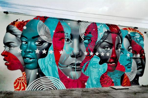 Wynwood Walls © Ben Simonsen