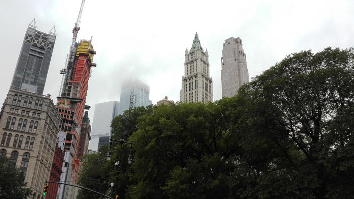 Construction in Downtown ©Ben Simonsen