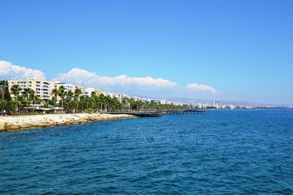 Küste von Limassol