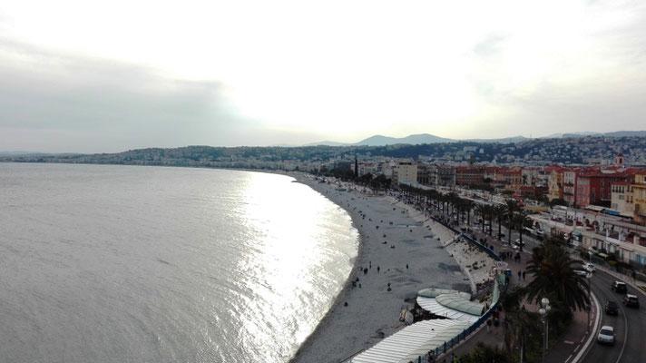 Bucht von Nizza © Ben Simonsen