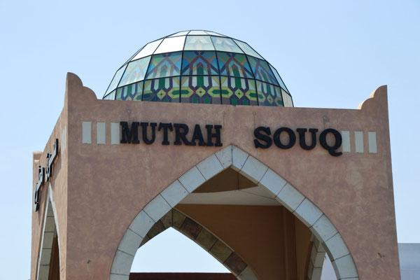Mutrah Souq
