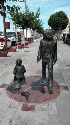 Traveller Monument