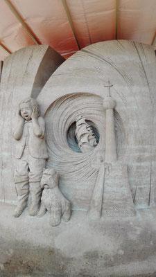 Sandskulptur   © Ben Simonsen