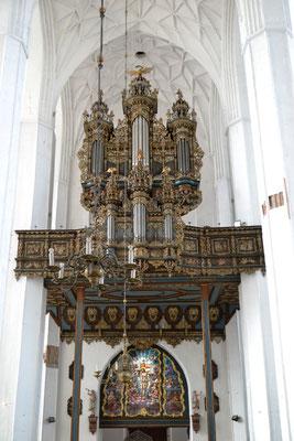 Orgel der Marienkirche