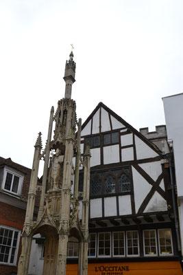 Historische Innenstadt von Winchester