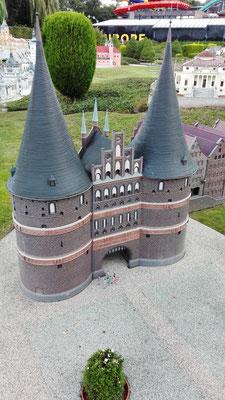Holsten Tor - Lübeck