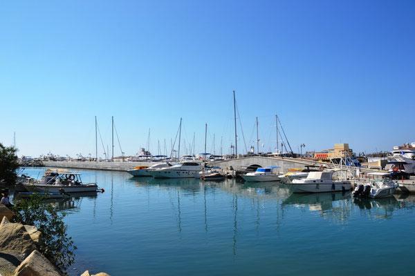Jachthafen von Limassol