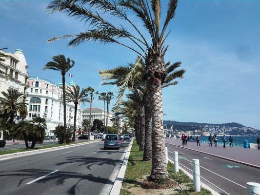 Promenade des Anglais © Ben Simonsen