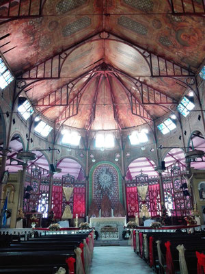 Kathedrale der Unbefleckten Empfängnis © Ben Simonsen
