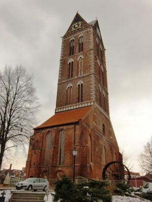 Sankt Nikolai Kirche - Wismar
