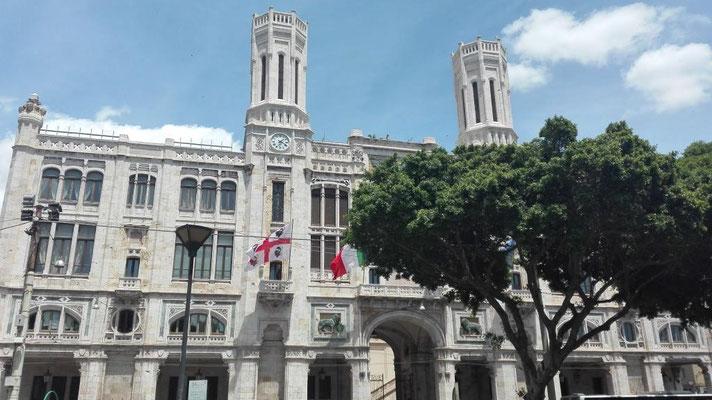 Rathaus von Cagliari