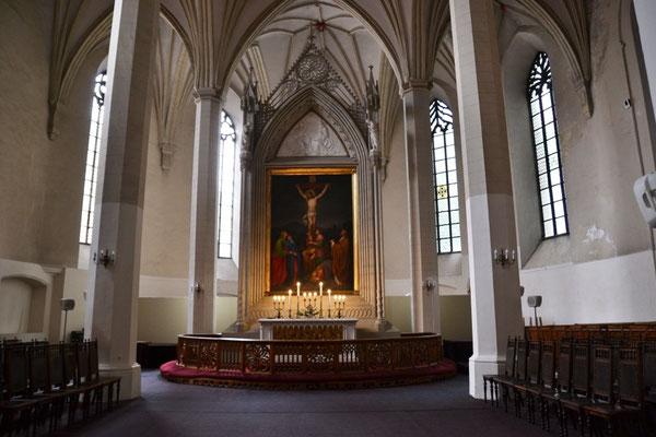 Altar von St. Olai
