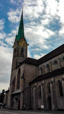 Fraumünster Kirche