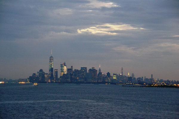 Skyline South Manhattan