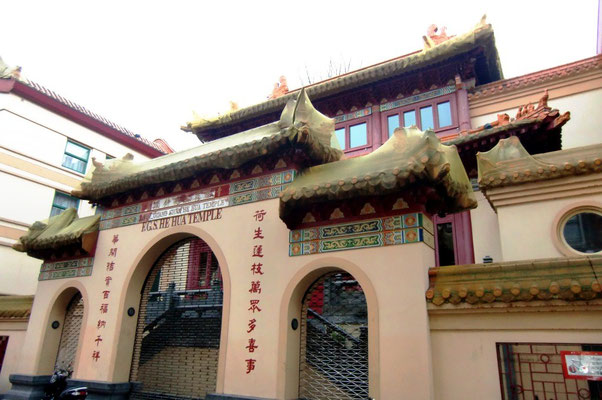 In China-Town