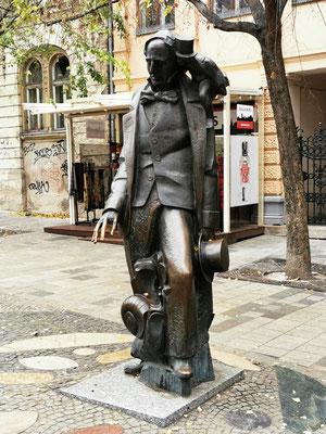 Hans Christian Andersen Statue © Ben Simonsen