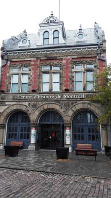 Centre d'historie de Montréal ©Ben Simonsen