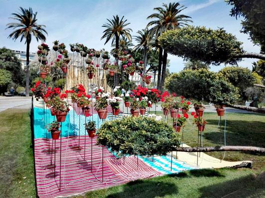 Jardin Albert 1er © Ben Simonsen