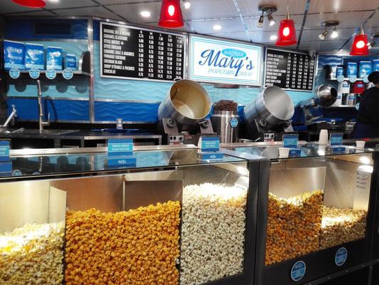 Mary's Popcorn Shop ©Ben Simonsen