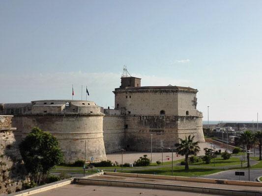 Castel Civitavecchia
