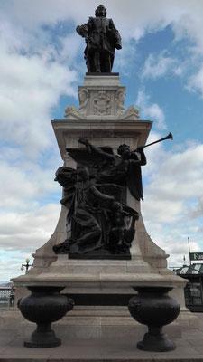 Monument Samuel de Champlain ©Ben Simonsen