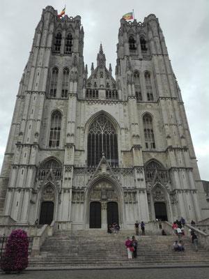 Kathedrale St. Michael und St. Gudula