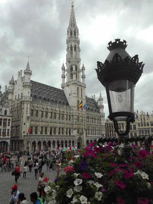 Rathaus am Grand-Place