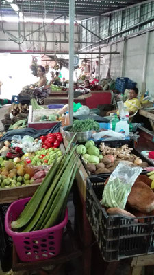 Früchtemarkt © Ben Simonsen