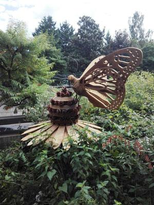 Smithsonian Pollinator Garden © Ben Simonsen