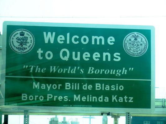 Welcome to Queens