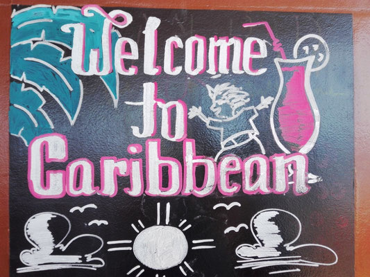 Welcome to Caribbean © Ben Simonsen