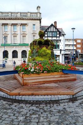 Marktplatz von Dover
