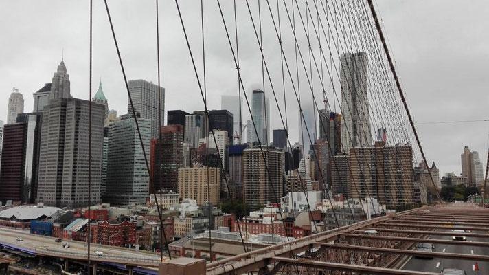 Downtown Manhattan ©Ben Simonsen