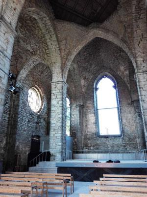 Ruine St. Nikolaus Kirche © Ben Simonsen