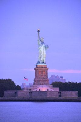 Freiheitsstatue Miss Liberty