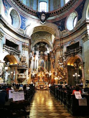 Innenraum St. Peter Kirche © Ben Simonsen