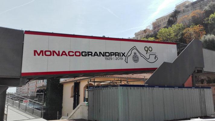 Monaco Grand Prix © Ben Simonsen