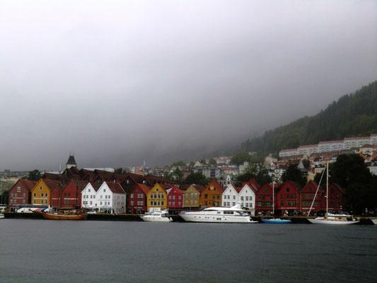 Viewpoint auf Bryggen