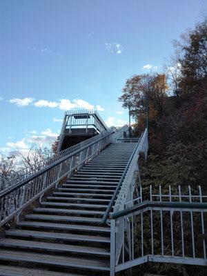 310 Stufen zur Zitadelle ©Ben Simonsen